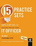 15 Practice Sets - IBPS (CRP SPL-V)  IT Officer 2016