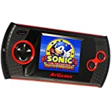Console Sega Master System + Game Gear Arcade Gamer Portable + 30 Jeux