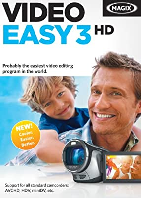 MAGIX Video easy 3 HD [Download]
