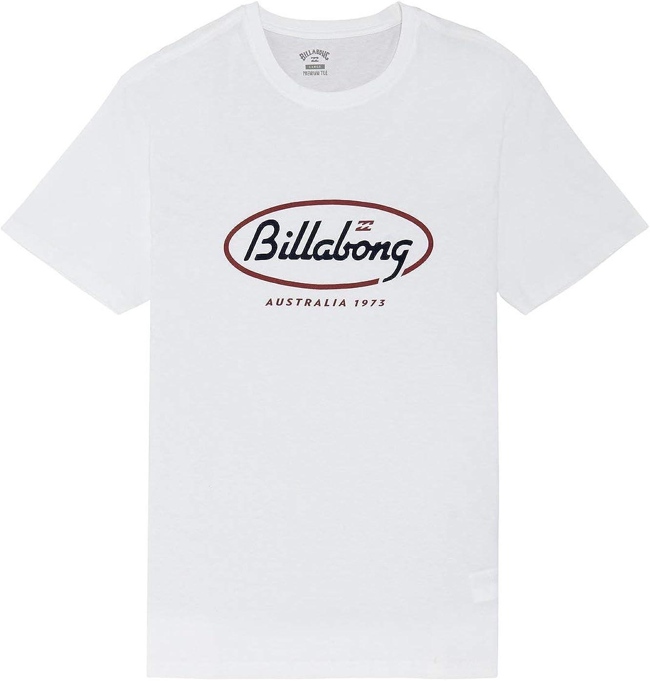BILLABONG State Beach Tee Ss - T-Shirt Hombre
