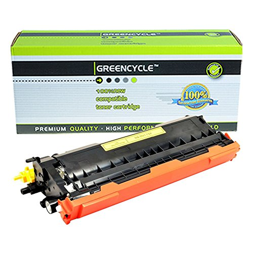 Greencycle 1 PK Compatible TN115 Yellow Toner Cartridge For Brother MFC-9840CDW HL4040CDN Printer
