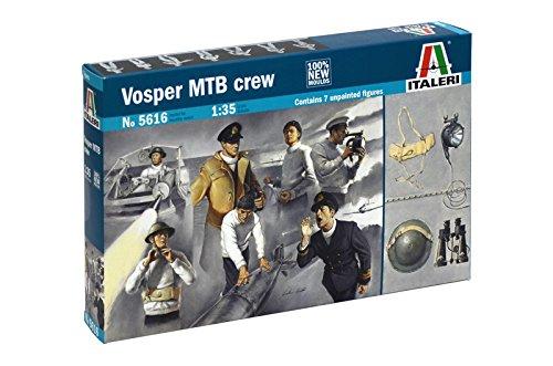 Italeri 510005616 - 1:35 Vosper Crew Figures for sale  Delivered anywhere in USA