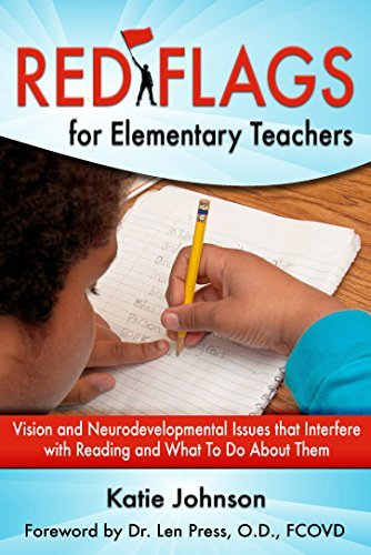 Red Flags for Elementary Teachers by Katie Johnson (2014-10-20)