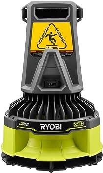 Ryobi P3330 18-Volt ONE+ Hybrid Floor Dryer Fan (Tool Only)