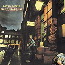 Rise & Fall of Ziggy Stardust by Bowie, David (2014-02-11)