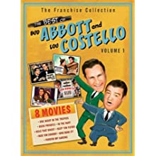 The Best of Abbott & Costello, Vol. 1 (Buck Privates / Hold That Ghost / In the Navy / Keep 'Em Flying / One Night in the Tropics / Pardon My Sarong / Ride 'Em Cowboy / Who Done It?) (1940)