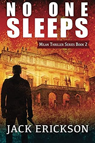 book cover of No One Sleeps