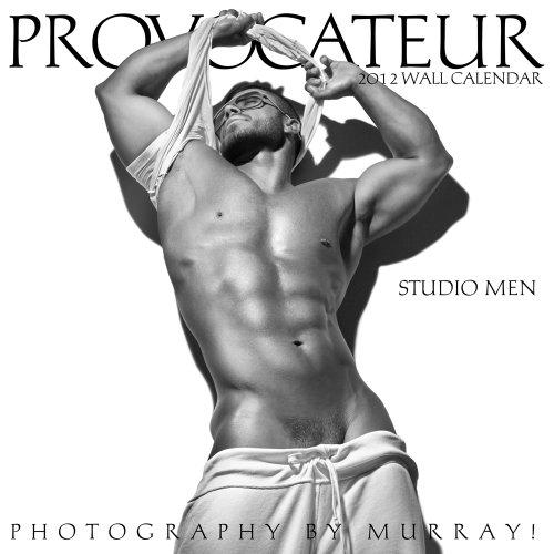 Studio Men 2012 Wall Calendar
