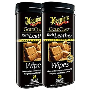 Gold Class Leather Wipes
