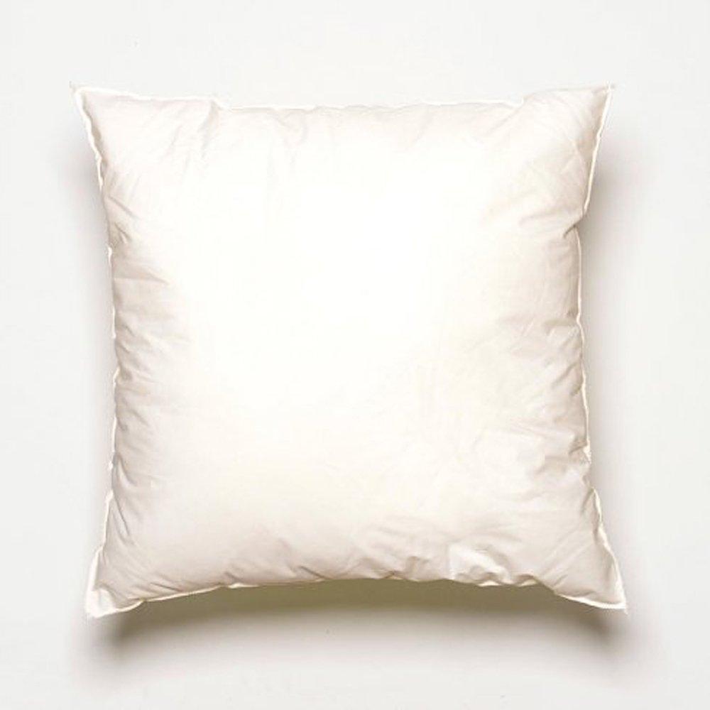Amazon 17x17 throw pillow form insert pc home kitchen pillow insert 17 x 17 standard down alternative insert for throw pillow falaconquin