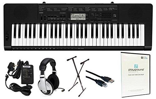 (Casio CTK3500 Playground Sessions Pack)