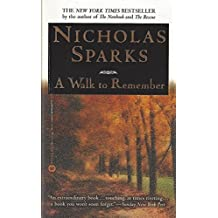 (A WALK TO REMEMBER) BY SPARKS, NICHOLAS(Author)Warner Books[Publisher]Mass Market Paperback{A Walk to Remember} on 01 Sep -2000