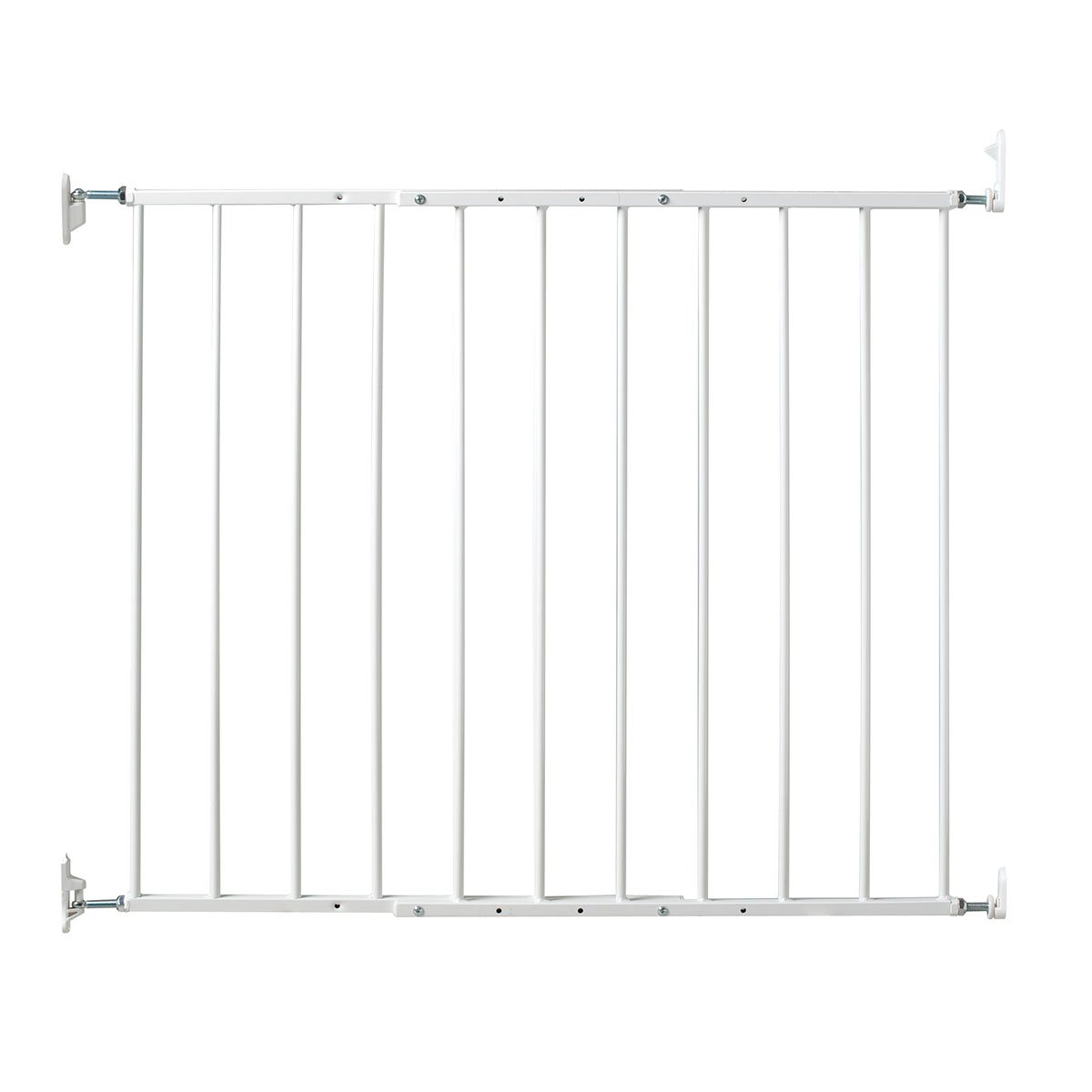 Kidco Safeway Gate, Top of Stairs Gate, White G2000