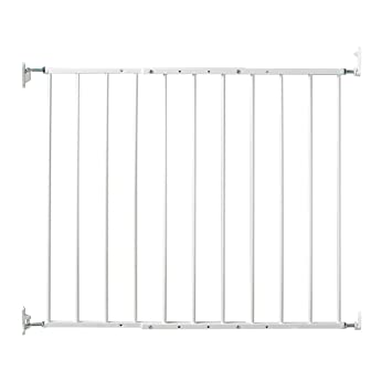 Amazon Com Kidco Safeway Gate Top Of Stairs Gate White Indoor