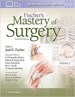 Fischer's Mastery of Surgery - Livros na Amazon Brasil