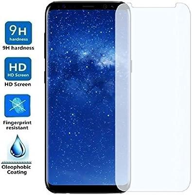 ELECTRÓNICA REY Protector de Pantalla para Samsung Galaxy Note 8 ...