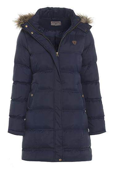 haut de gamme véritable ventes spéciales vente à bas prix SS7 - Manteau - Doudoune - pour Femme: Amazon.fr: Vêtements ...