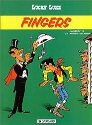 Lucky Luke, tome 22 : Fingers