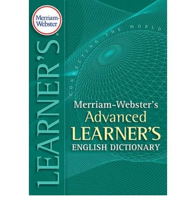Read Online [(Merriam-Webster's Advanced Learner's Dictionary)] [Author: Merriam-Webster] published on (March, 2009) pdf epub
