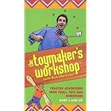 The Toymaker's Workshop with Rick Hartman, Vol. 1