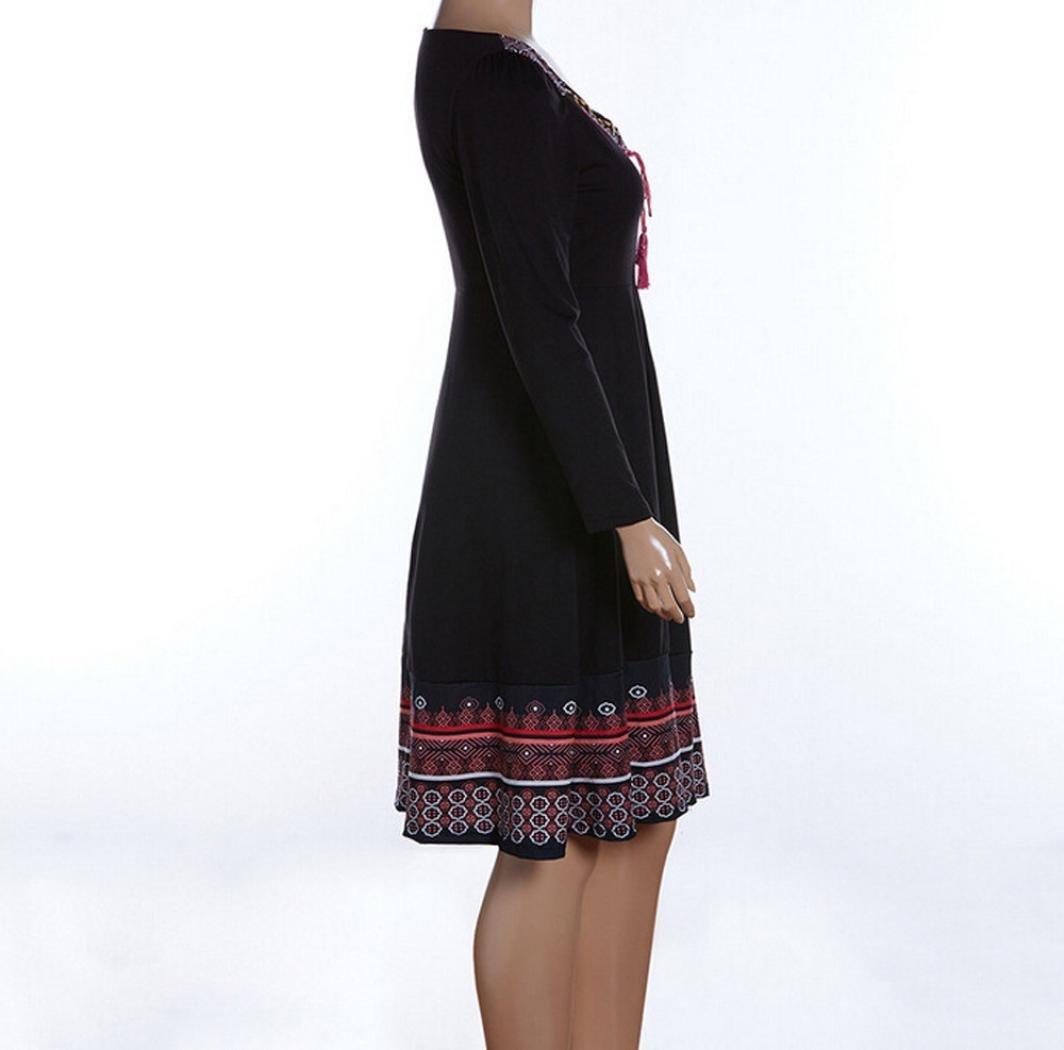 d8bc2cefcfc4d Leewos Clearance! Plus Size Long Dresses