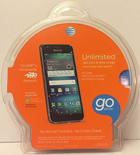 New inbox  Kyocera Hydro Air C6745 Unlocked AT&T Waterproof