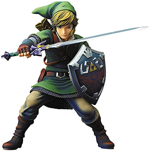 Good Smile The Legend of Zelda: Skyward Sword: Link PVC Figure Statue (1:7 - Figures Statues Video Game And
