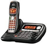 Uniden TRU9485 Expandable Cordless System with Digital Answering System, Dual Keypad and Call Waiting/Caller ID