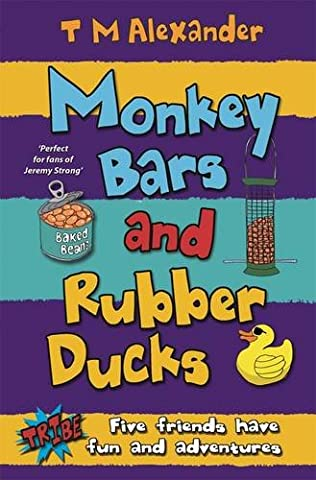 book cover of Monkey Bars and Rubber Ducks