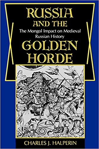 A history of the rise of the golden horde of the mongols