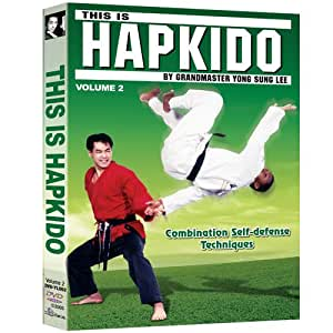 This is Hapkido Vol. 2:Combination Techniques: Amazon.ca: DVD