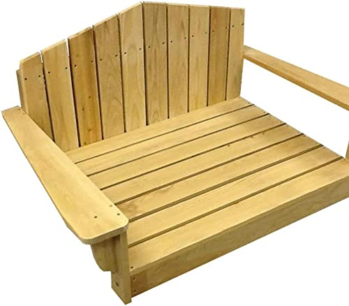 Designed For Outdoors Cypress Adirondack Pet Chair – Large