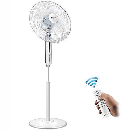 Ventilador De Pie Control Remoto Electrico Casa Vertical Escritorio