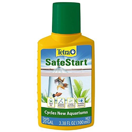 Tetra  Aquarium Safe Start Bacteria for Aquariums, 3.38 oz - 77965