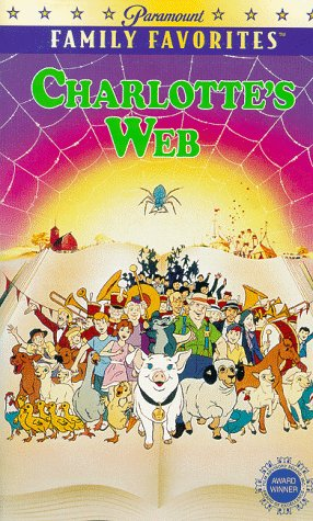 Price comparison product image Charlotte's Web [VHS]