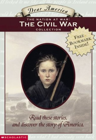 Nation At War: Civil War, The (Dear America Boxset) PDF