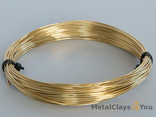 Efco 1 mm x 4 m Brass Wire