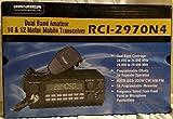 RCI 2970N4 DX AM-FM-SSB-CW 10 & 12 Meter Mobile Ranger Radio …
