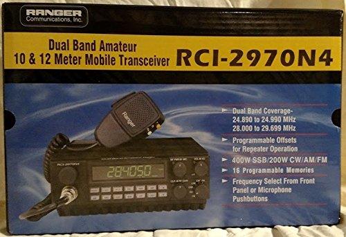 Ranger RCI 2970N4 AM FM SSB CW 10
