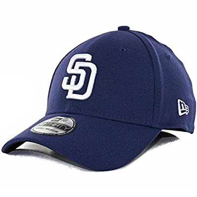 New Era Team Classic 3930 San Diego Padres 2016 Alternate 1 FlexFit Hat Mens Cap