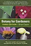Botany for Gardeners, Brian Capon, 160469095X