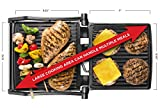Chefman Panini Press Grill and Gourmet Sandwich