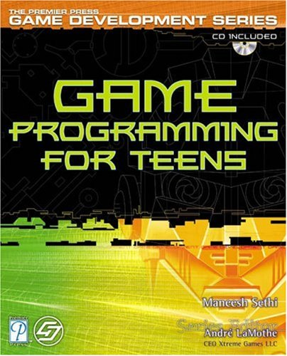 Download Game Programming for Teens (Premier Press Game Development) ebook