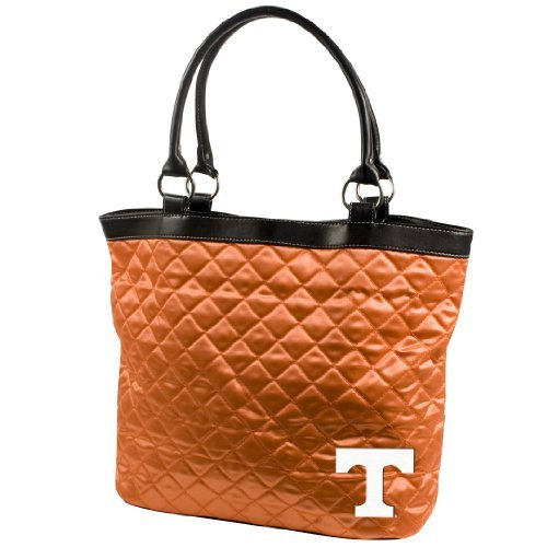 Tennessee Quilted Tote, Orange by Little Earth