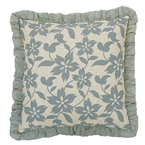 Quilted Pillow 3 Euro Shams - 9
