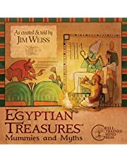 Egyptian Treasures: Mummies and Myths (The Jim Weiss Audio Collection)