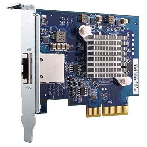 Placa de Rede 10GBE Pcie 4X, Qnap, QXG10G1T