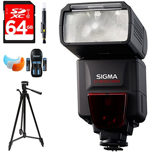 Sigma EF-610 DG Super Flash for Nikon - 2