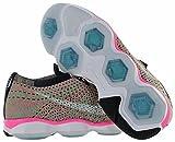 Nike Womens Wmns Flyknit Zoom Agility, HYPER