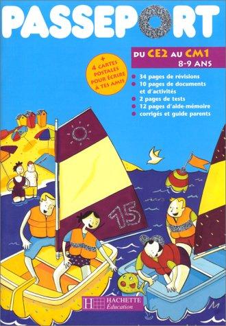 Passeport : Du CE2 Au CM1